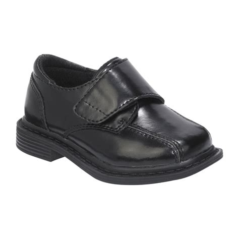wonderkids baby boy s clark 2 dress shoe black