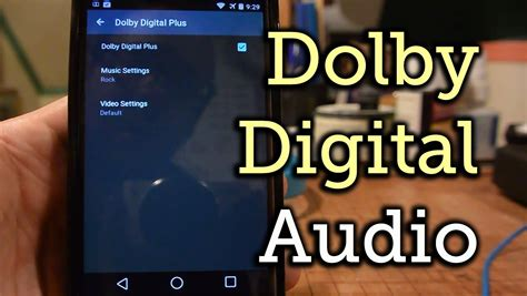 format audio dts android dolby and dts audio in android os tech os youtube