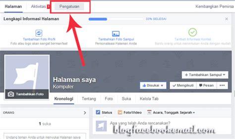 membuat halaman facebook gratis cara membuat fans page halaman di fb terbaru 2017