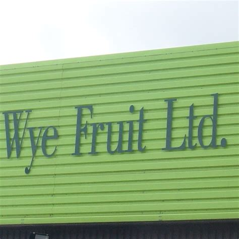 i fruit ltd wye fruit ltd wyefruit