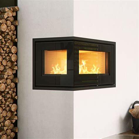 Wood Burning Stoves Corner Fireplace 1000 Images About Corner Stoves On