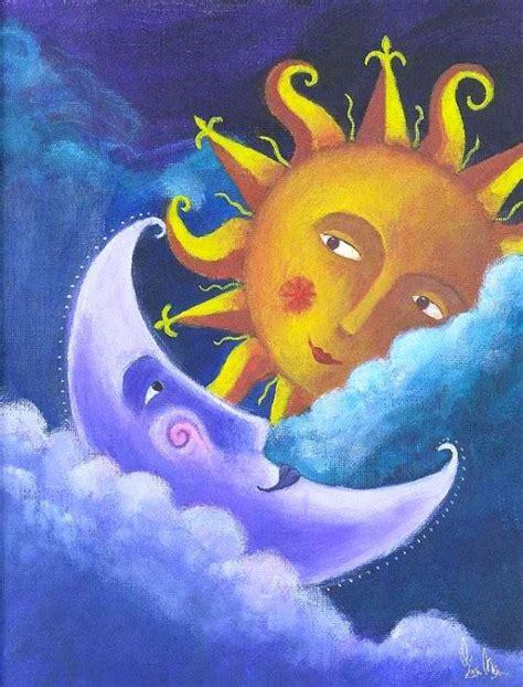 imagenes de sol y luna animadas sol y luna sia cuentos de un viaje