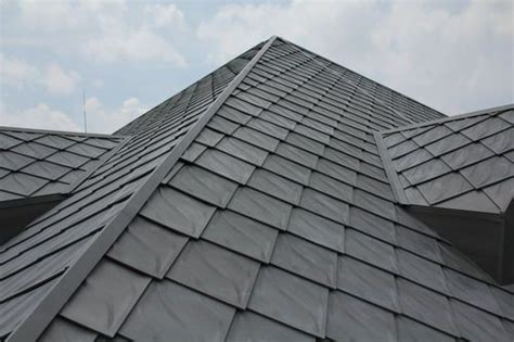 lite roof tile metal roof tile covered with granules interloc