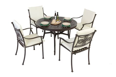 Metal Garden Furniture Metal Garden Furniture Aluminum And Steel Home Designs