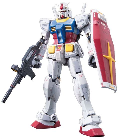 Gundam Rg Rx 78 2 Bandai new bandai gundam 1 144 rx 78 2 gundam real grade