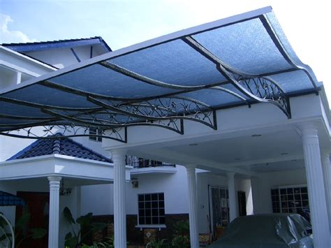 Polycarbonate Awning Design by Enhance Your Homes With Awning Design Carehomedecor