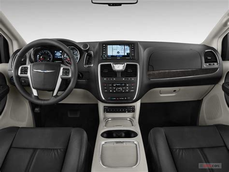 chrysler town and country interior photos chrysler town country prices reviews and pictures u s