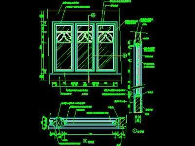 window section cad block cad window n03 cad autocad blocks