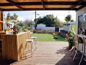 backyard bars photos hgtv