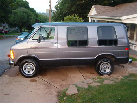 1993 dodge ram van information and photos momentcar