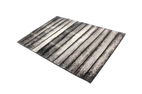 rug 160 x 230 cm wilton orillo grey black white