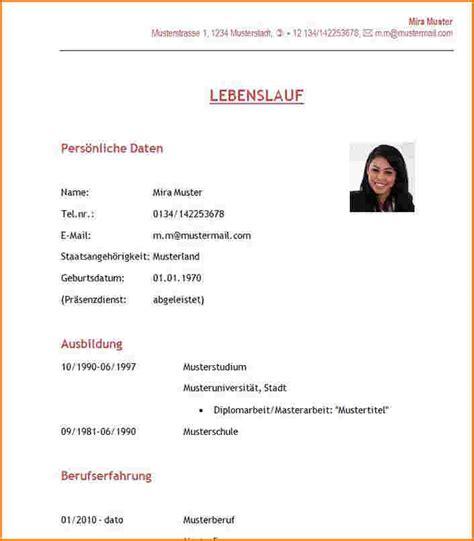 Lebenslauf Vorlage Schweiz Zum Ausf Llen Lebenslauf Vorlage Student Kostenlose Anwendung 28