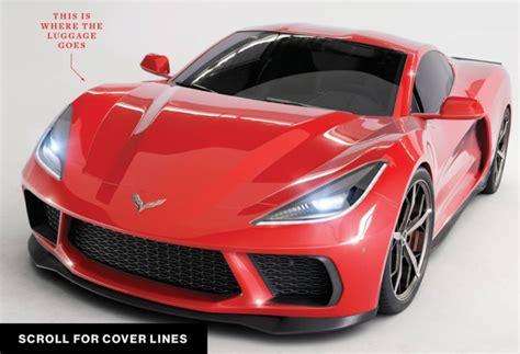 Chevrolet Corvette C8 2020 by 2020 Chevrolet Mid Engine Corvette C8 Masterfully