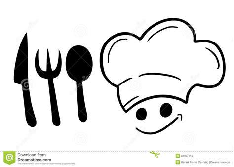 symbol chef royalty free stock photo image 34937215
