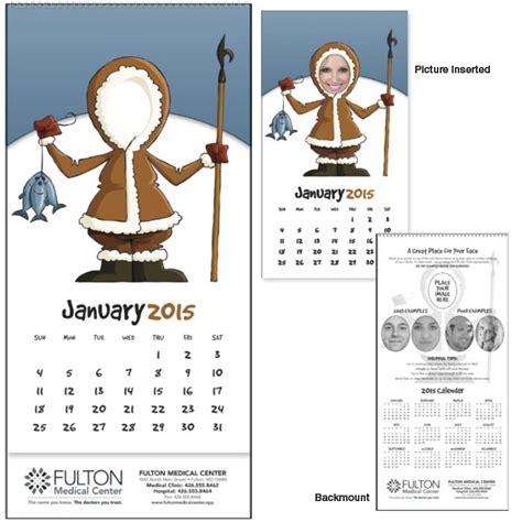 Faced Calendar by Calendar Garuda Promo And Branding Solutions