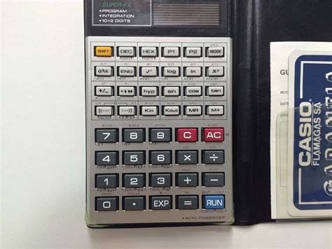 Kalkulator Casio Fx 3600 Pv A casio calculator fx 3600pv n 186 204