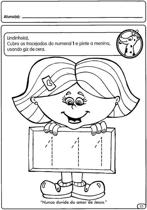 Projeto Pedagógico de Matemática para o Maternal