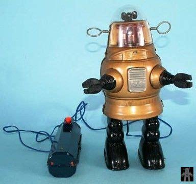robot pug 1 vintage robots piston robot pug robby early version nomura japan