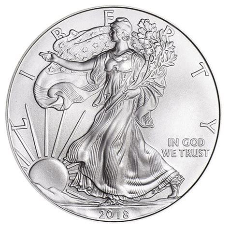 1 Oz Silver Coin Price - 1 oz american silver eagle coin 2018 buy at