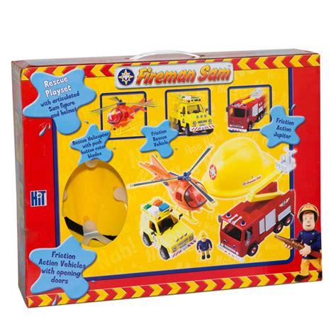 Chocolate Bathroom B Amp M Fireman Sam Rescue Playset 246396 B Amp M