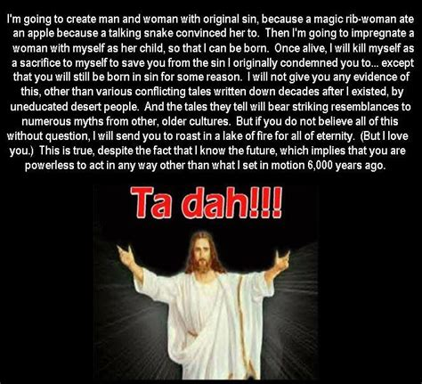 funny anti religious internet pics page 17