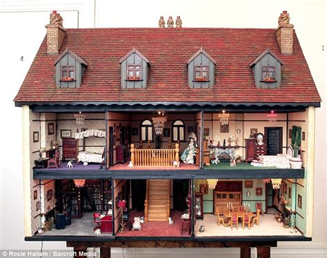 doll housed a doll house from uk fetches 82 000