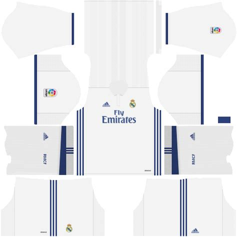 dream league soccer real madrid kits kits real madrid 2016 17 dream league soccer 16 youtube