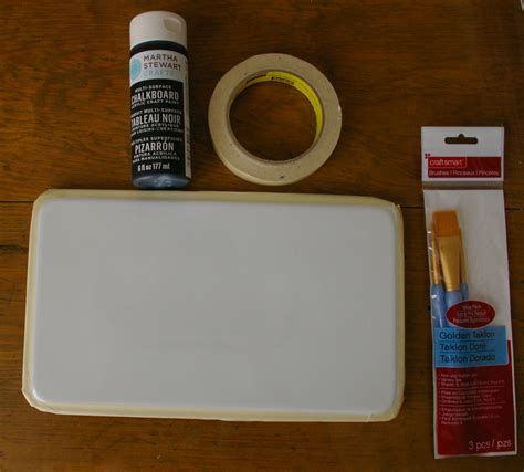 chalkboard paint food safe diy chalkboard platter olio in iowa