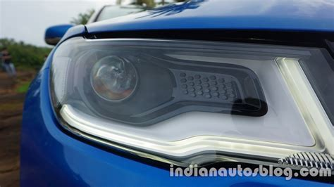 Jeep Compass Led Headlights Jeep Compass Projector Headlight With Led Review