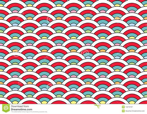 pattern style photography japan pattern for cloning and putting together royalty