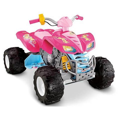 power wheels for girls power wheels fisher price kawasaki kfx quad ride on