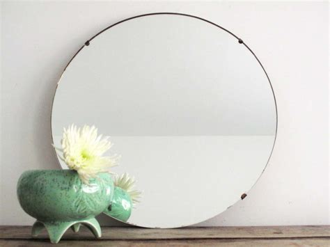 pictures of bathroom mirrors bathroom round frameless vanity mirror pictures decorations with mirrors images