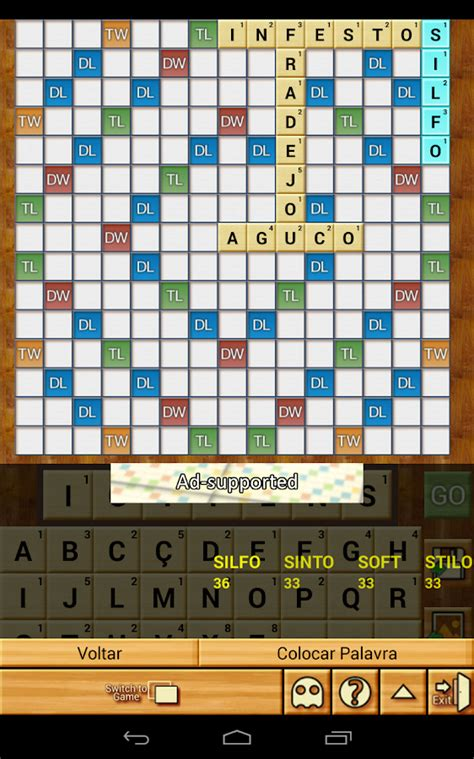 is de a scrabble word word breaker scrabble apps para android no