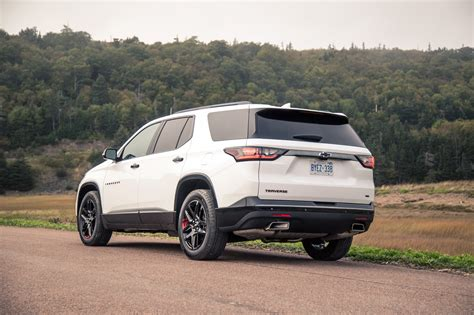 how much is a chevrolet traverse drive 2018 chevrolet traverse canadian auto review