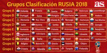 Calendario Rusia 2018 Europa Grupos Uefa Rusia 2018 Mega F 250 Tbol