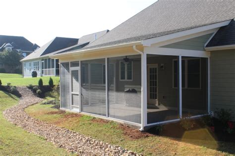 screened porch additions   story integrity