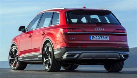 audi hybrid range 2020 2020 audi q7 facelift with a range of interior updates