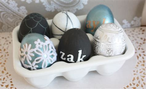 Blown Eggs Decorating Ideas by Easter Craft How To An Egg