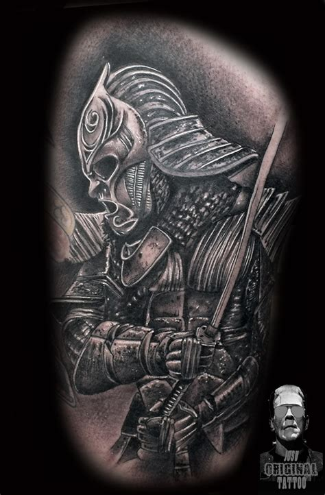 samurai tatuajes online