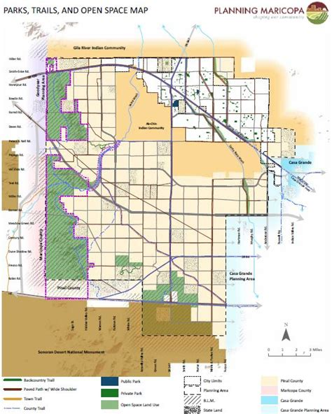 planning and gis county of g parks recreation open space element