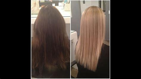 satin hair color to satin hair color