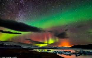 When Are Northern Lights In Iceland by Photographer Captures The Northern Lights Way And