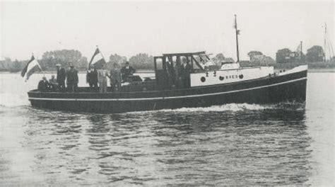 eerste roeiboot scheepswerf het anker geschiedenis