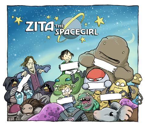 zita the spacegirl characters zita the spacegirl adventures