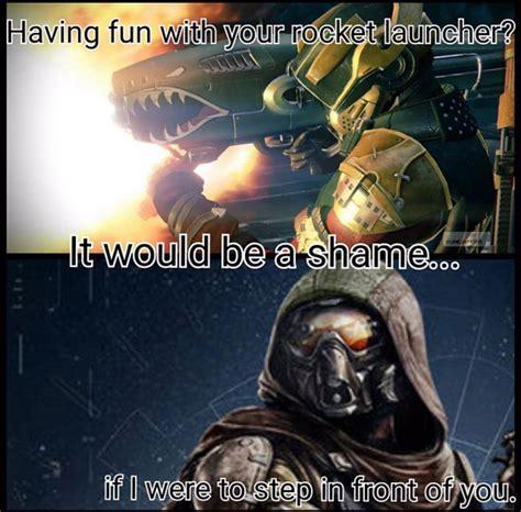 Destiny Meme - destiny hunter raid gear memes
