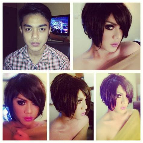 shellys gender bender makeover male to female transition makeup mugeek vidalondon