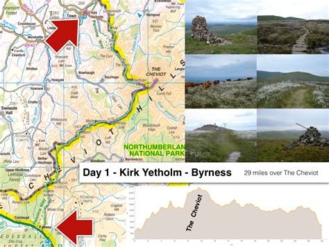 and the pennine way 5 days 90 what could possibly go wrong books ajmk est 1974 pennine way day 1 kirk yetholm byrness