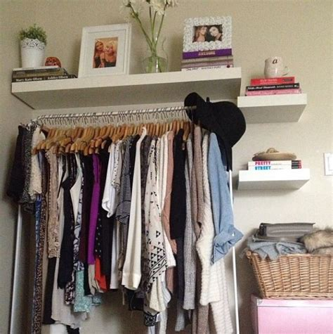 small closet space ideas 15 clever closet ideas for small space pretty designs