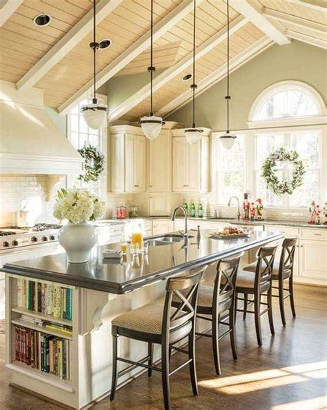 space for kitchen island 39 kitchen island ideas with storage digsdigs