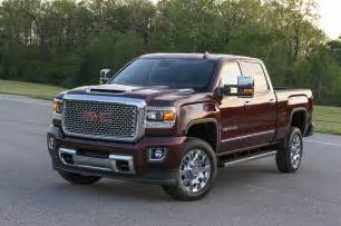 gmc truck colors 2017 hd gets new diesel engine new colors and more